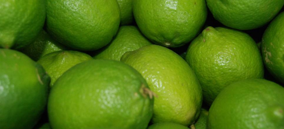 Limones de Tecomán