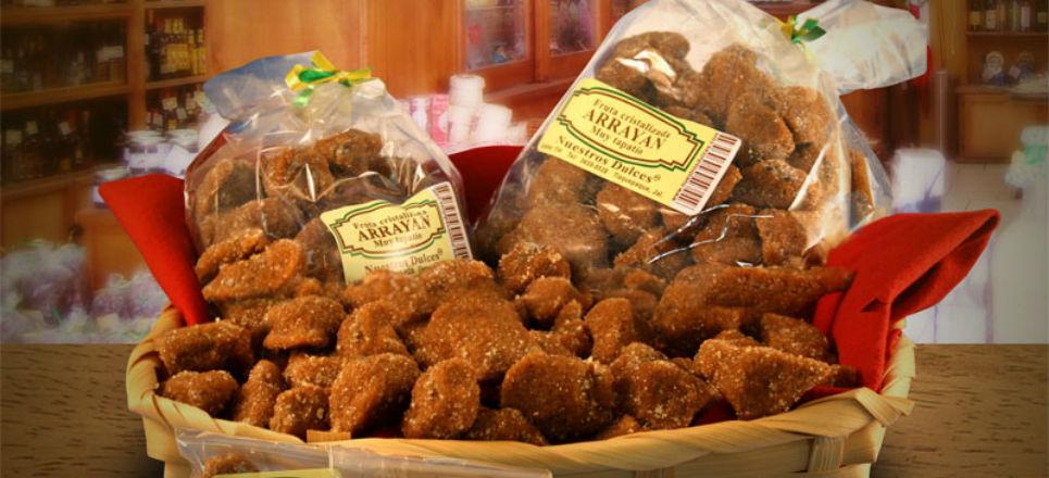 Dulces de Arrayán