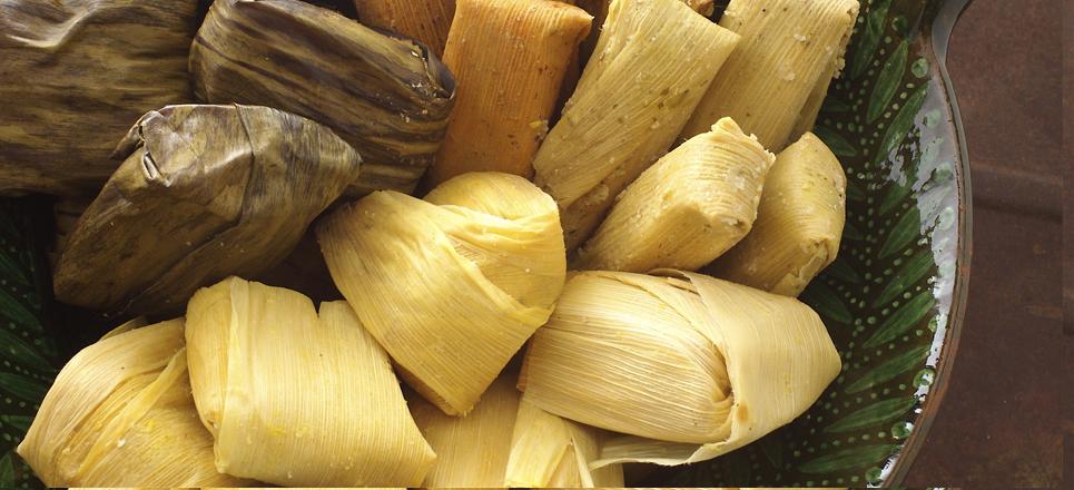 Tamales de Hidalgo