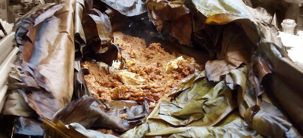 Zacahuil y otros tamales