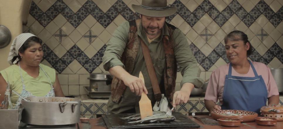 Rodas cocina truchas